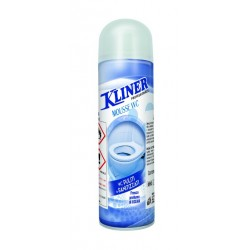 Kliner professional, mousse per wc 500 Ml.