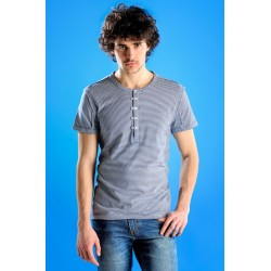 T-Shirt girocollo HONOLULU 100% cotone