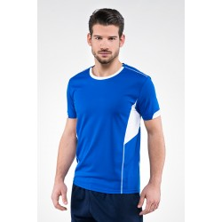 T-Shirt girocollo CROSS 100% Poliestere