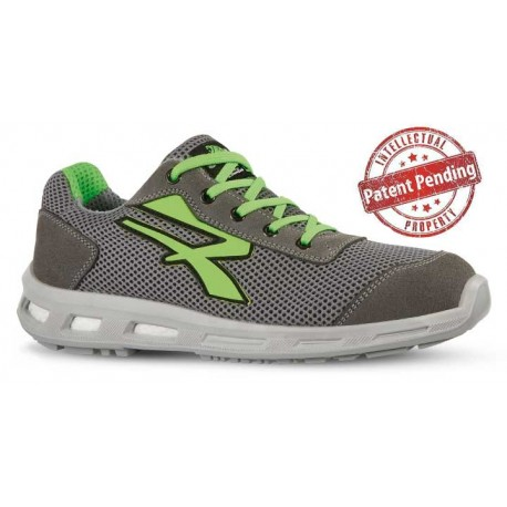 Scarpa bassa U-POWER SUMMER GRIP S1P SRC