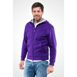 Felpa full zip ATHENA