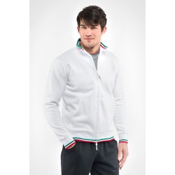Felpa Full zip JAGGY SPORT
