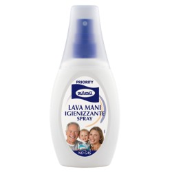 LAVA MANI IGIENIZZANTE SPRAY 75 ML