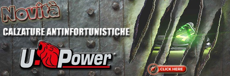 Calzature antinfortunistiche U Power